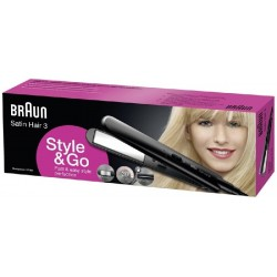 BRAUN SATIN HAIR 3 ST300