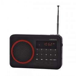 CYFROWE RADIO FM LCD LAUSON...
