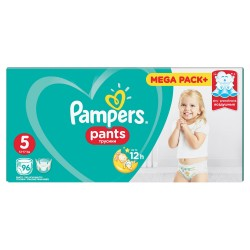 PAMPERS PANTS 5 MEGA PACK...