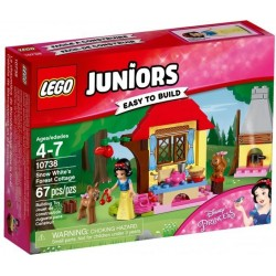 LEGO JUNIORS 10738 LEŚNA...