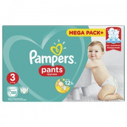 PAMPERS PANTS 3 120 SZTUK...
