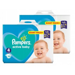 PAMPERS ACTIVE BABY 4 (9-14...