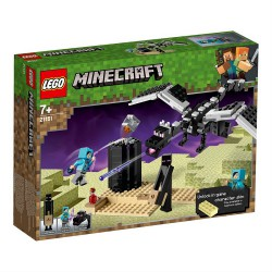LEGO MINECRAFT 21151 WALKA...