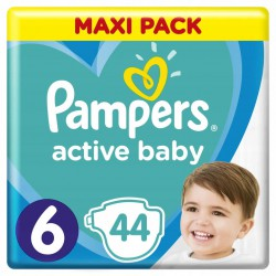 PAMPERS ACTIVE BABY 6 44...