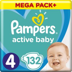 PIELUCHY PAMPERS ACTIVE...