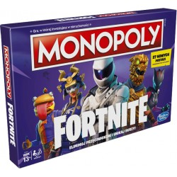 MONOPOLY FORTNITE E6603 GRA...
