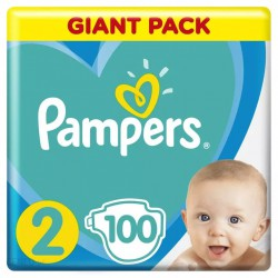 PAMPERS ACTIVE BABY 2 100...
