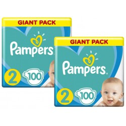 PAMPERS ACTIVE BABY 2 200...