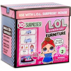 LOL SURPRISE FURNITURE...
