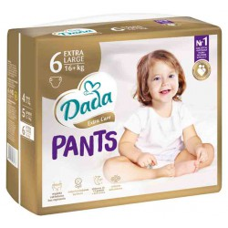DADA PANTS 6 EXTRA CARE 32...