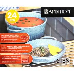 AMBITION STEN 24 CM...