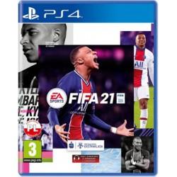 FIFA 21 PS4 BOX DUBBING PL